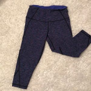 VSX Victoria's Secret 3/4 Length Athletic Leggings